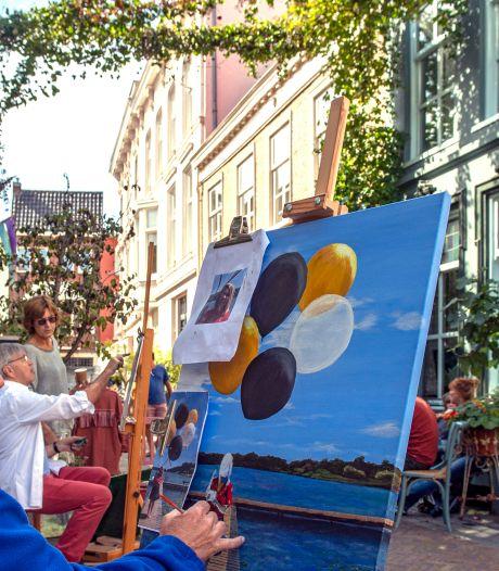 Open Monumentendagen in Bergen op Zoom: minder mensen, meer interesse