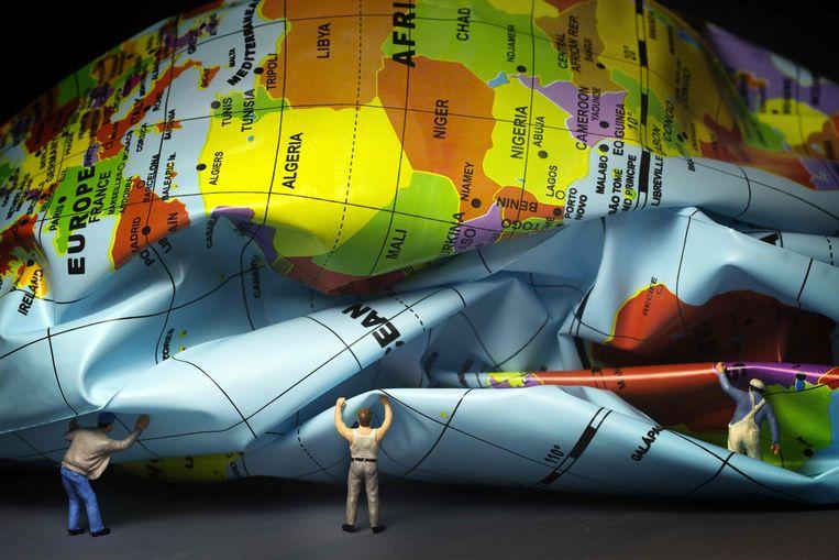 Met het huidige verbruik zullen we dit jaar 1,75 keer de aarde verbruiken.