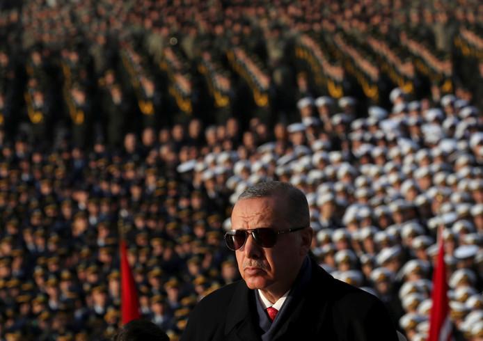 Erdogan zegt dat hij de geluidsopnames van de moord op Khashoggi heeft gedeeld met de bondgenoten.