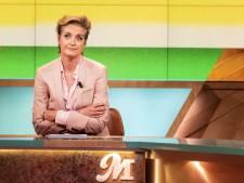 Margriet van der Linden opnieuw vervanger DWDD