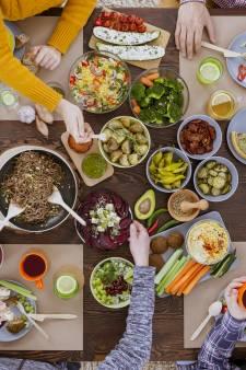 'We moeten af van die cultuur van 200 gram vlees per persoon'