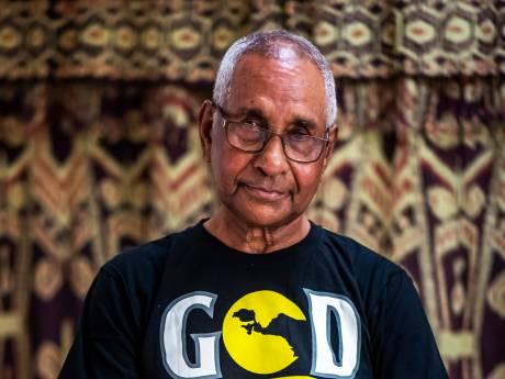 Zo belandde verstekeling Eddy (80) van Nieuw-Guinea in Nieuwegein: 'Ik kon bijna geen adem meer halen'