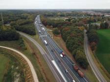 Gemeenten: Maak A67 deels vierbaans bij Geldrop
