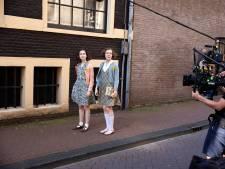In de Peperstraat in Amsterdam is de Jodenster even terug