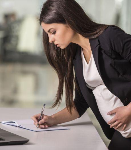 Zo ga je goed om met zwangerschap op het werk