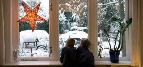 Geen witte kerst, maar eerste sneeuwvlokken lijken te vallen dit weekend