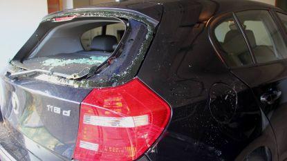 Handtas gestolen bij auto-inbraak