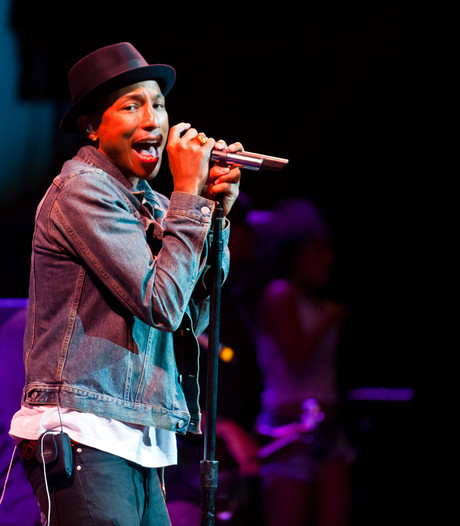'Musical in de maak over jeugd van Pharrell Williams'