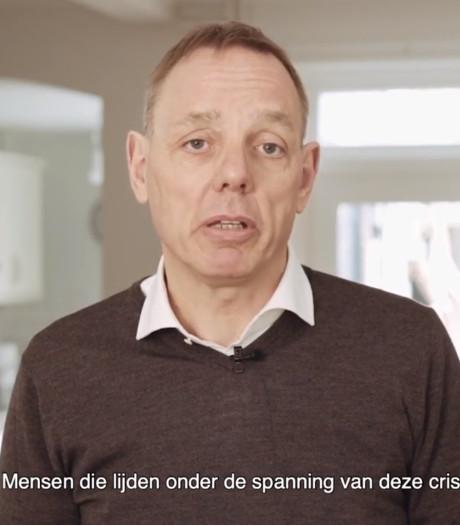 Burgemeester Deventer: juist nu extra alert zijn op huiselijk geweld