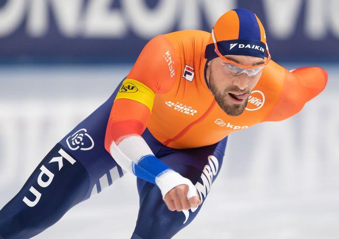 Kjeld Nuis kreeg twee aanwijsplekken voor de WK afstanden.