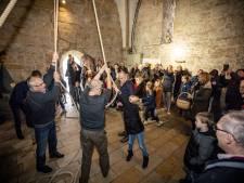 Klokkenluiden in Denekamp betekent start voor de kerkbalans