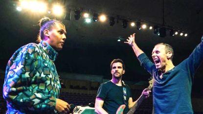 Hoe een toevallige ontmoeting tussen Stromae en Chris Martin uitmondde in een buitengewone vriendschap