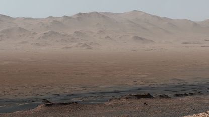 Vijf jaar gewacht op machtige Marsfoto
