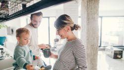 Baby op komst? Dan eten vrouwen vaak niet gezond genoeg
