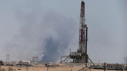 Olieprijzen komen op adem na koersstijging door drone-aanval in Saudi-Arabië