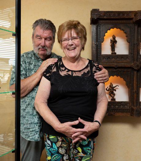 Menko vond de Veluwe al ver, maar nu biedt hij met Alice al 40 jaar hulp aan India: 'Hulporganisaties hebben te veel regeltjes'