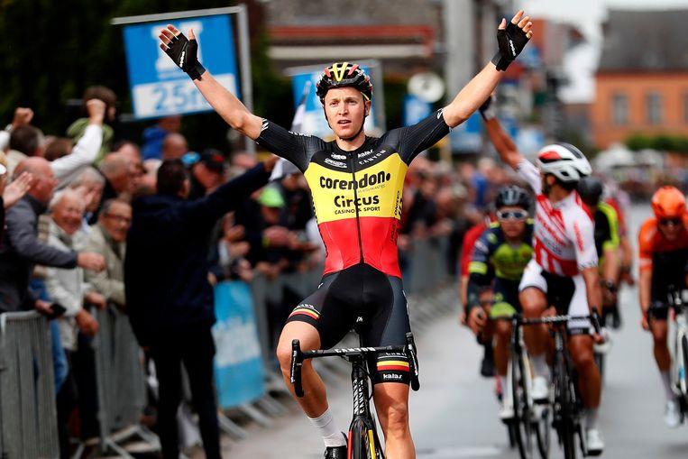 Juicht Tim Merlier ook in de Driedaagse Brugge-De Panne?