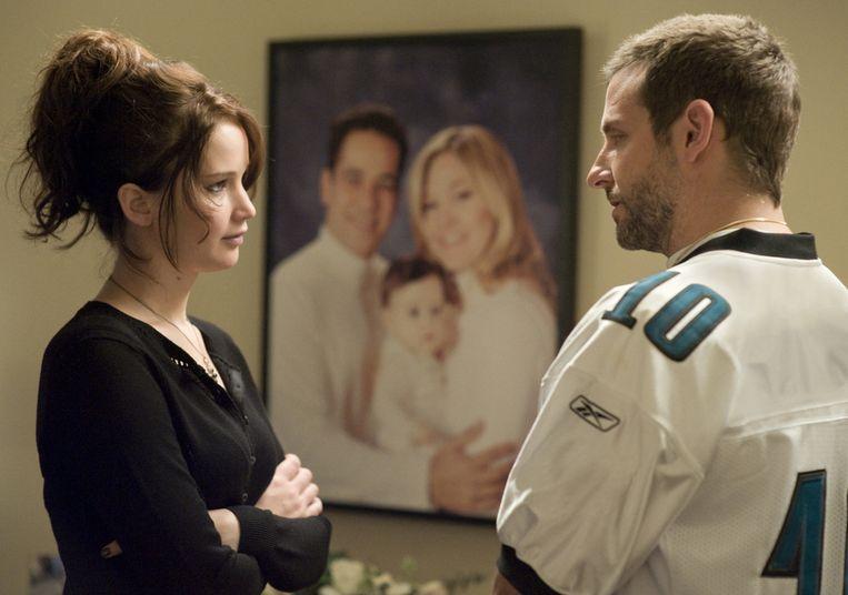 'Silver Linings Playbook': Jennifer Lawrence nam de rol van Tiffany wél graag op zich.