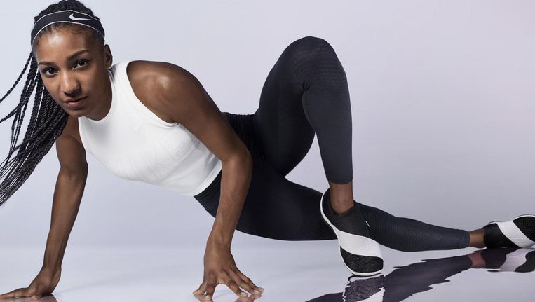 Nafi Thiam schittert in groots opgezette Nike-campagne ...