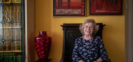 Docente viert 40 jaar Italiaanse les; 'Ik denk en droom in die taal'