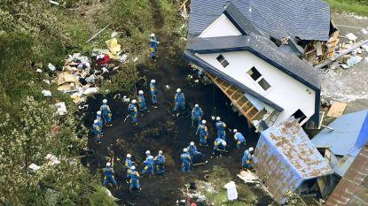 Dodental op Japans eiland Hokkaido loopt op tot zestien