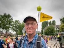 Joop de Boer (78) voltooit eerste Vierdaagse: 'Ik ben een gelukkig mens'