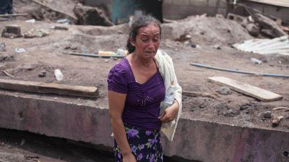 """""""We ga hen hier niet laten liggen"""": autoriteiten in Guatemala zetten zoektocht naar slachtoffers vulkaanuitbarsting stop, maar hun families blijven doorgaan"""