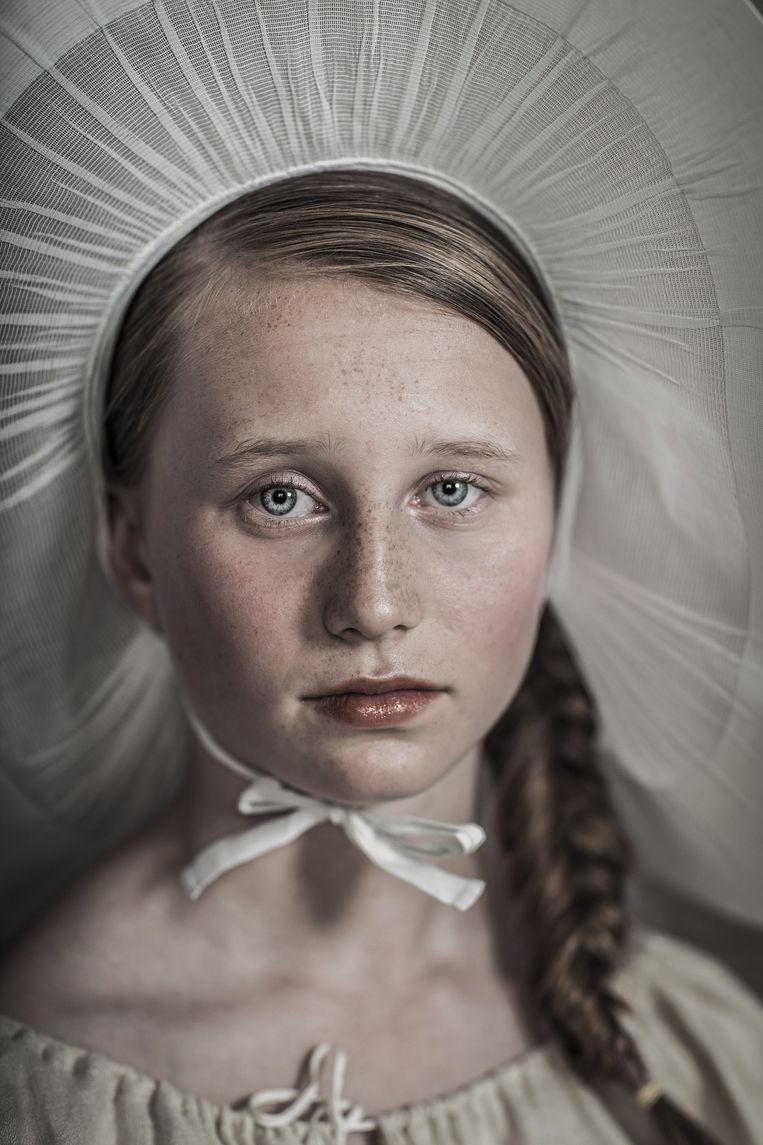 Fotoserie 'Aml...' Beeld Rachel Dubbe