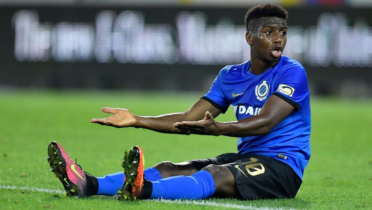 Abdoulay Diaby.