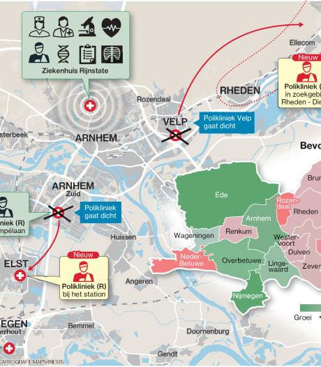 Oppositie Arnhem wil weer debat over verhuizing poli Elst