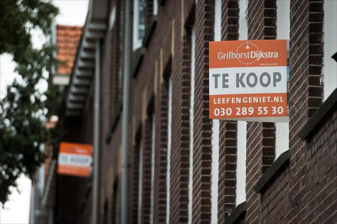 Woningen te koop op de Vossegatselaan in Utrecht.