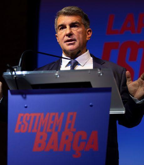 Goed nieuws voor Koeman: Laporta favoriet bij verkiezingen FC Barcelona