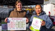'Vaccinaties' tegen dementie uitgedeeld op woensdagmarkt