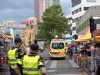 Hulpdiensten bevrijden jongen (3) onder Tilburgse attractie
