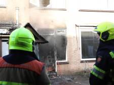 Oudere vrouw gewond bij woningbrand in Culemborg