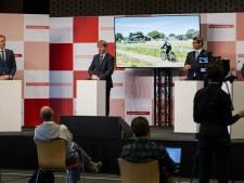Presentatie coalitie Brabant: 'We staan te trappelen, dat zult u zien'