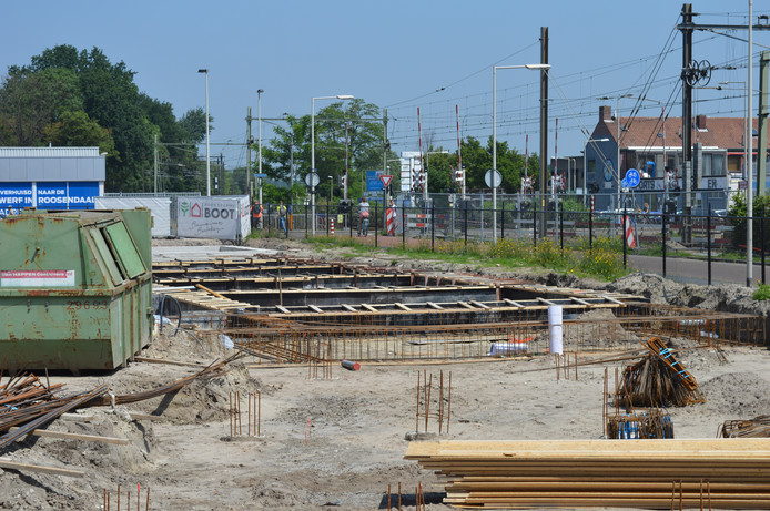 Aan de spoorlijn bouwt Gebri een appartementencomplex voor mensen met een zorgindicatie.