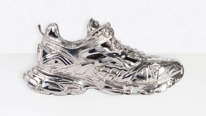 Nou, handig: Balenciaga lanceert indrukwekkende sneaker die je niet kan dragen