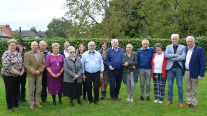 70-jarigen van Tielrode houden reünie