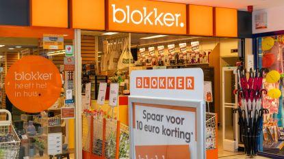 Ombouw Blokker naar Mega World uitgesteld tot juni