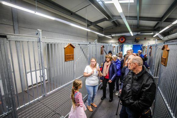 Brugge voorstelling nieuw dierenasiel