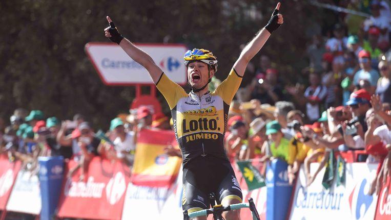 Lindeman is minstens tot in 2017 bij LottoNL-Jumbo te zien