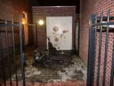 Scooter brandt uit in Hoogerheide, brandweer voorkomt erger