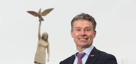 Nieuwe Duivense burgemeester: 'Mijn werk speelt zich af in de gemeenschap, niet op kantoor'