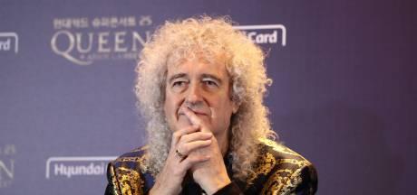 Brian May denkt dat corona hartaanval heeft veroorzaakt