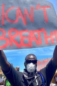 Mort de George Floyd: Omar Sy parmi les manifestants à Los Angeles