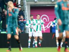 LIVE |  FC Groningen deelt met tweede 'lucky' nieuwe tik uit aan Ajax