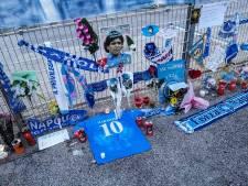 Minuut stilte in Nederlands voetbal voor overleden Maradona