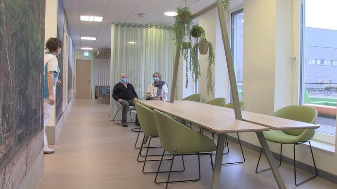 Veel rust, warmte en privacy op de nieuwe afdeling oncologie van Bernhoven.