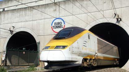 Eurostar-reizen niet in het gedrang in geval van harde brexit